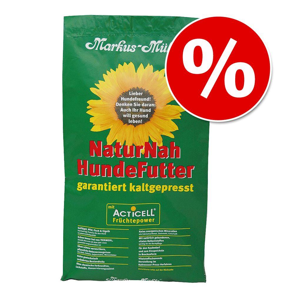 15 + 1,5 kg gratis! 16,5 kg Markus-Mühle Bonusb...