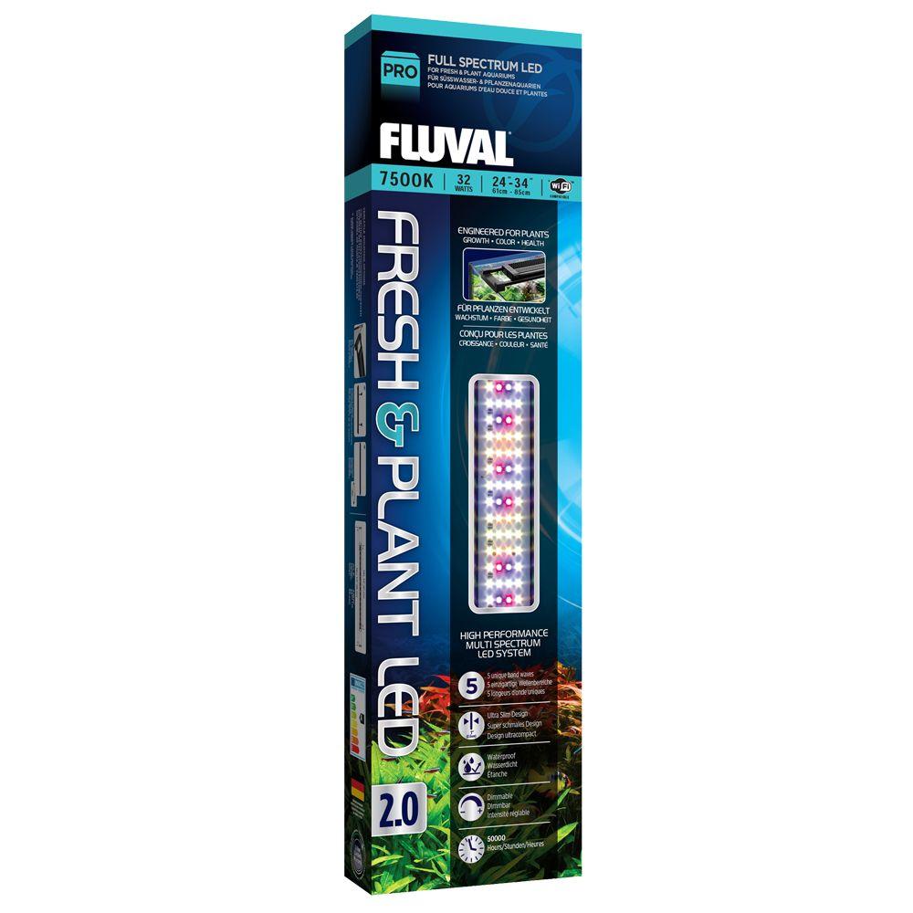 Foto Fluval Fresh & Plant 2.0 LED - 46 W, L 91-122 cm