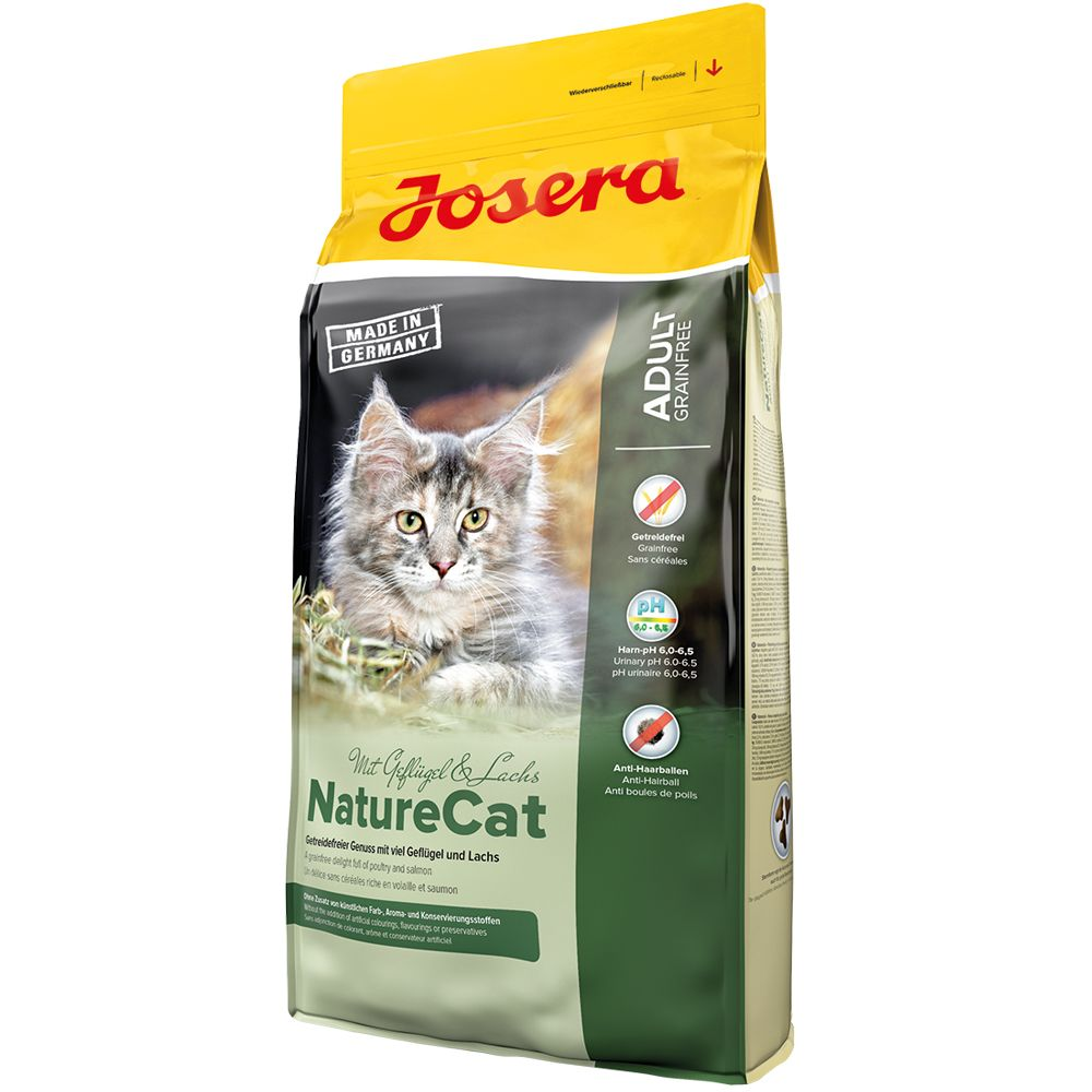Josera Nature Cat - 10 kg