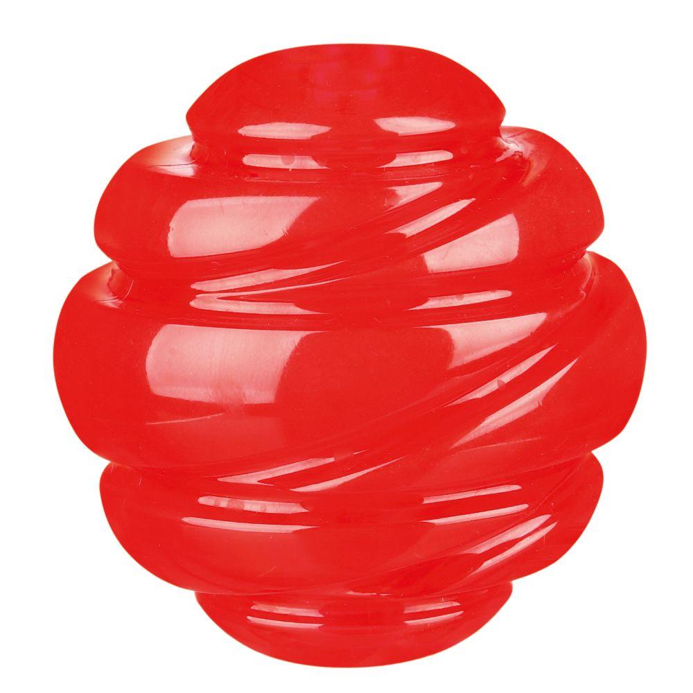 Trixie Super Strong Balle, TPS pour chien - 1 balle de 8 cm de diamètre