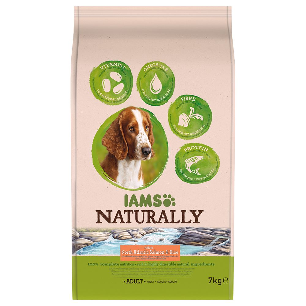IAMS Naturally Dog Adult