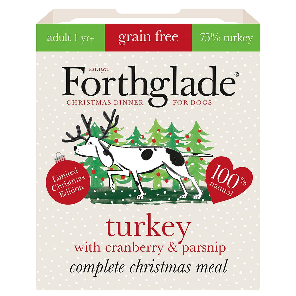 Forthglade Complete Meal Grain-Free Adult Dog