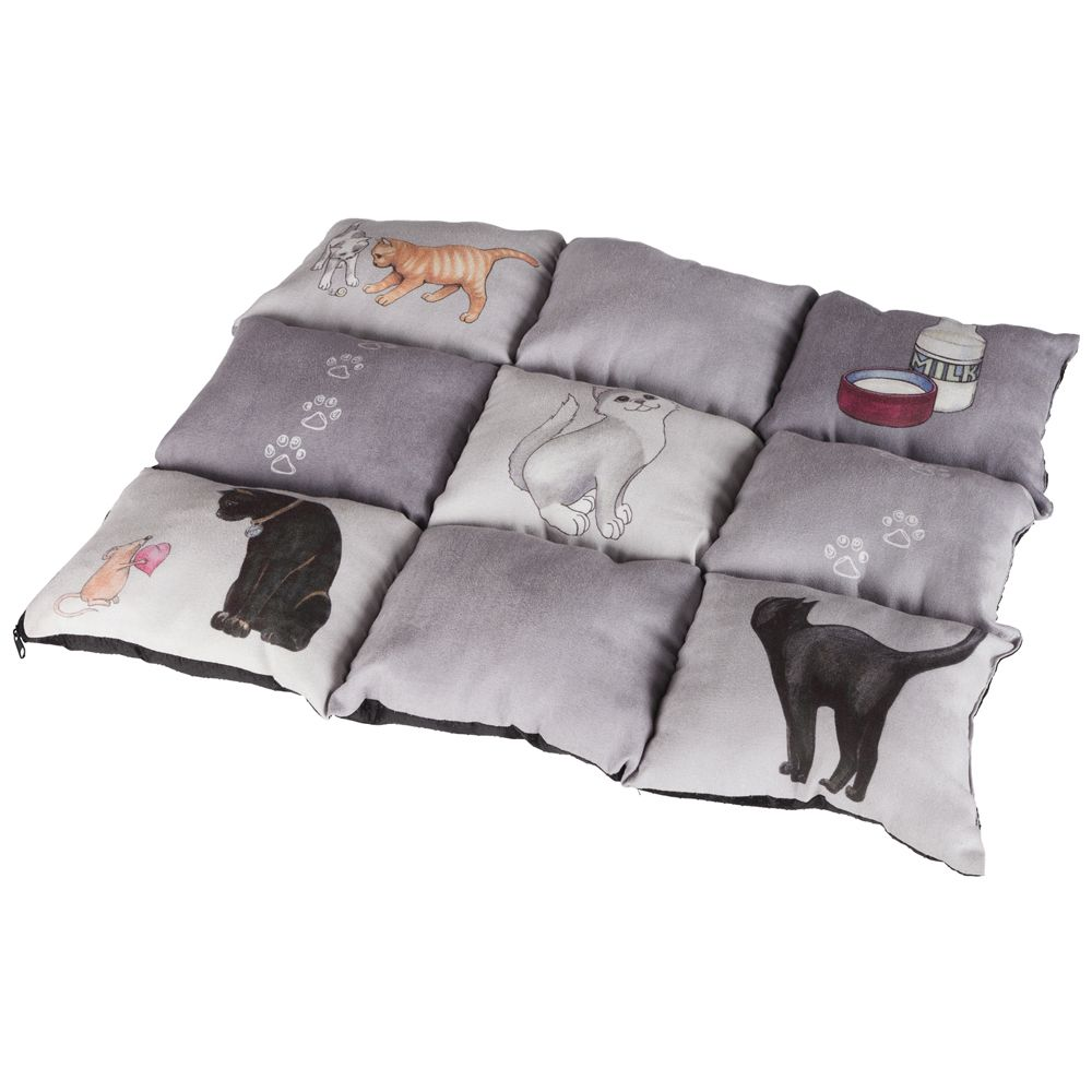 Trixie Patchwork Cat Blanket 55x45x6cm
