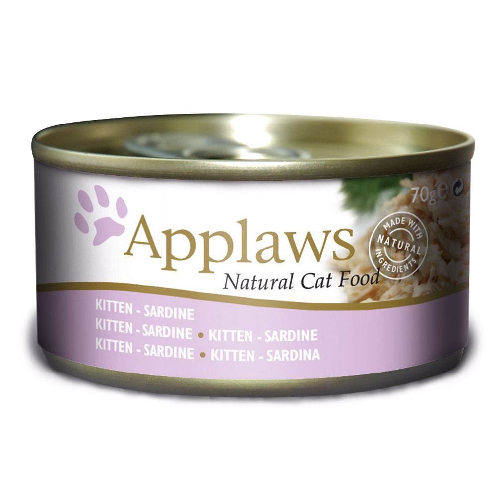 Kitten Mixed Pack Applaws Wet Cat Food