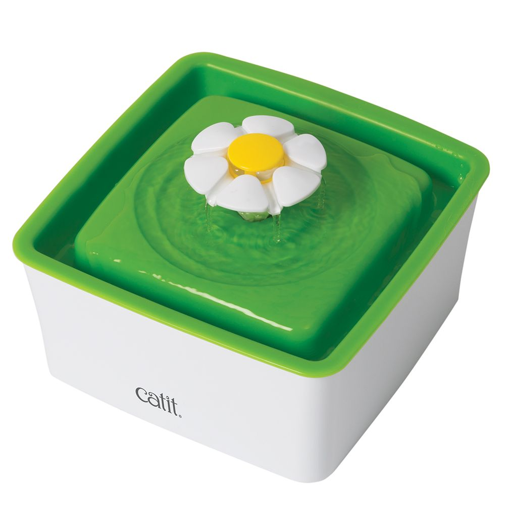 Catit 2.0 Flower Fountain MINI - Vattenfontän Flower Fountain MINI