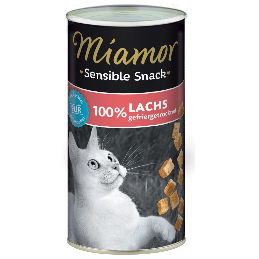 Miamor Sensible Snack 30 g - Ekonomipack: Chicken Pur 3 x 30 g