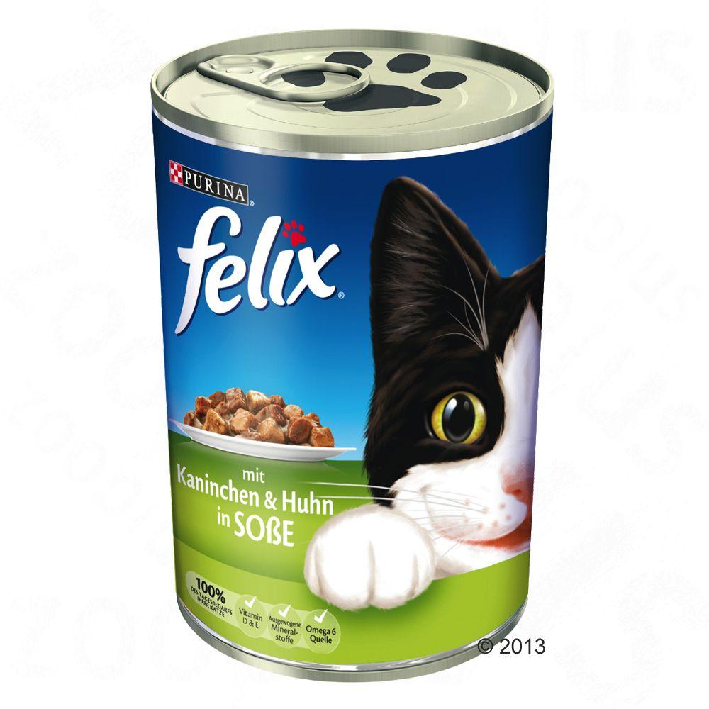 Felix Smakołyki w sosie,