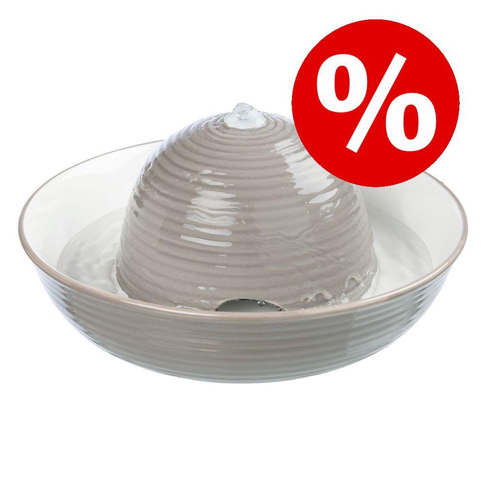 Trixie Keramik Trinkbrunnen Vital Flow zum Sonderpreis! - Trinkbrunnen Vital Flow 1,5 l