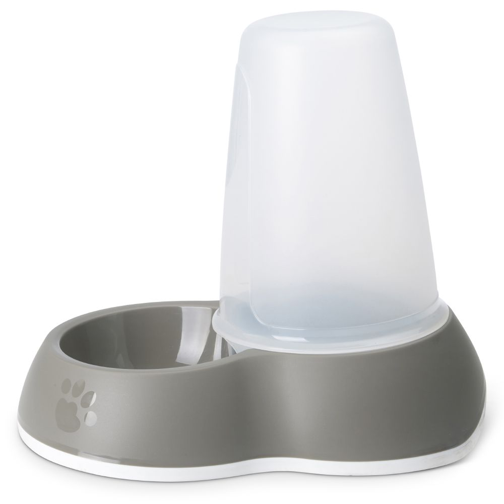 Savic Loop Food Dispenser light grey