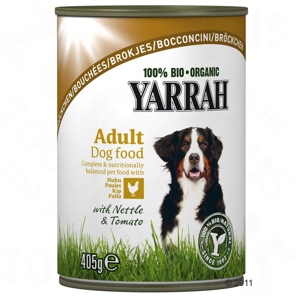 Yarrah Bio kawałki kurcza