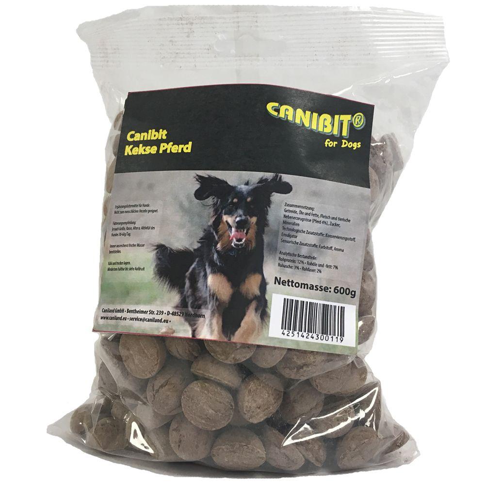 Image of Caniland biscottini di cavallo (Canibit) - 600 g