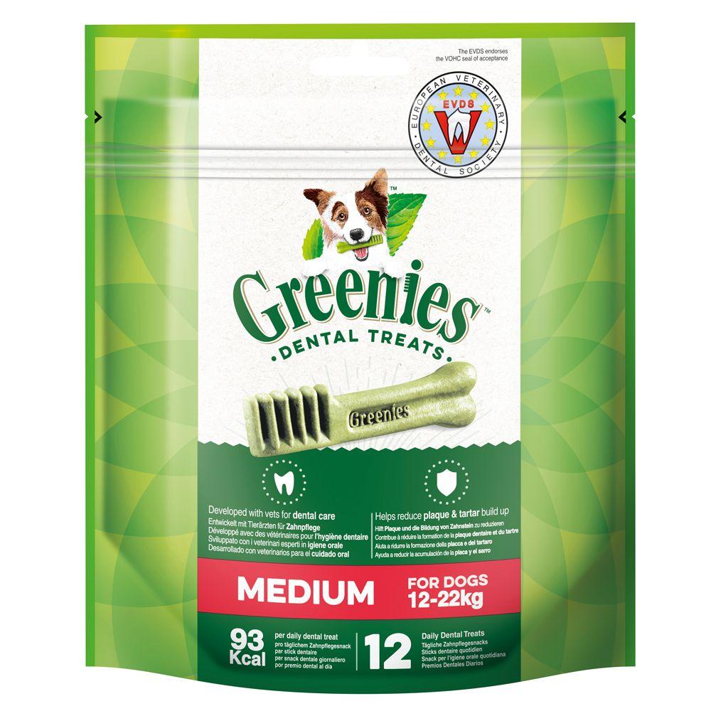 15kg Puppy/Junior James Wellbeloved Dry Food + Greenies Chews - Bundle!* - Puppy Turkey & Rice (15kg) + Greenies Medium (340g / 12 treats)
