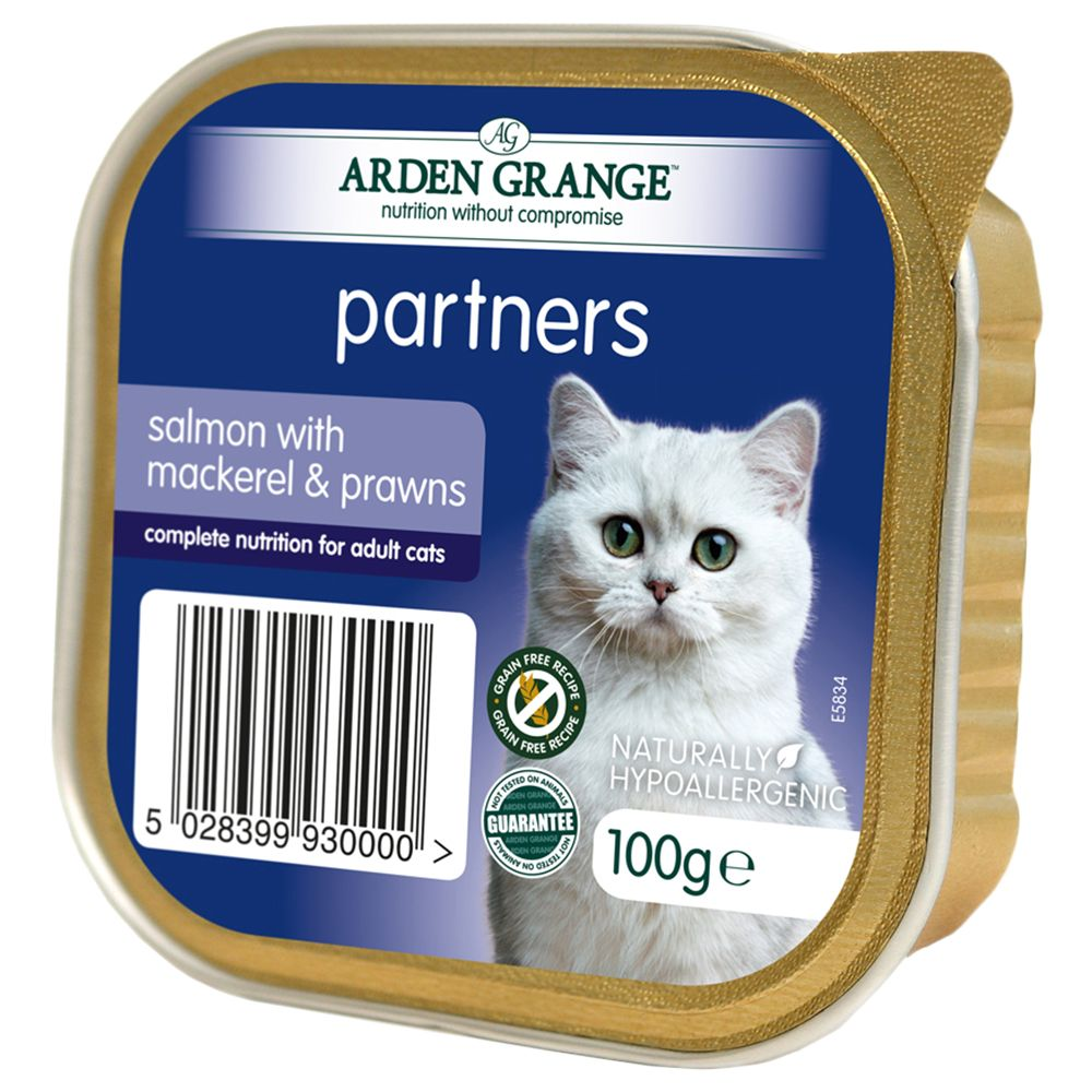 16 x 100g Arden Grange Wet Cat Food