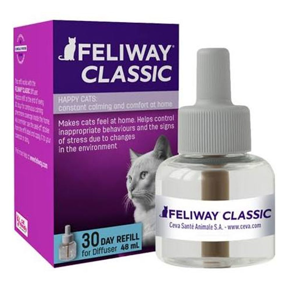 Refill Feliway Vial Only