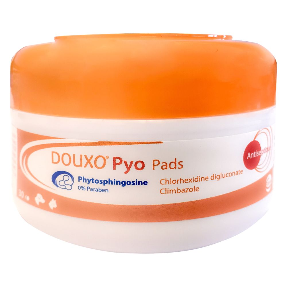 Douxo Pyo Cleaning Pads