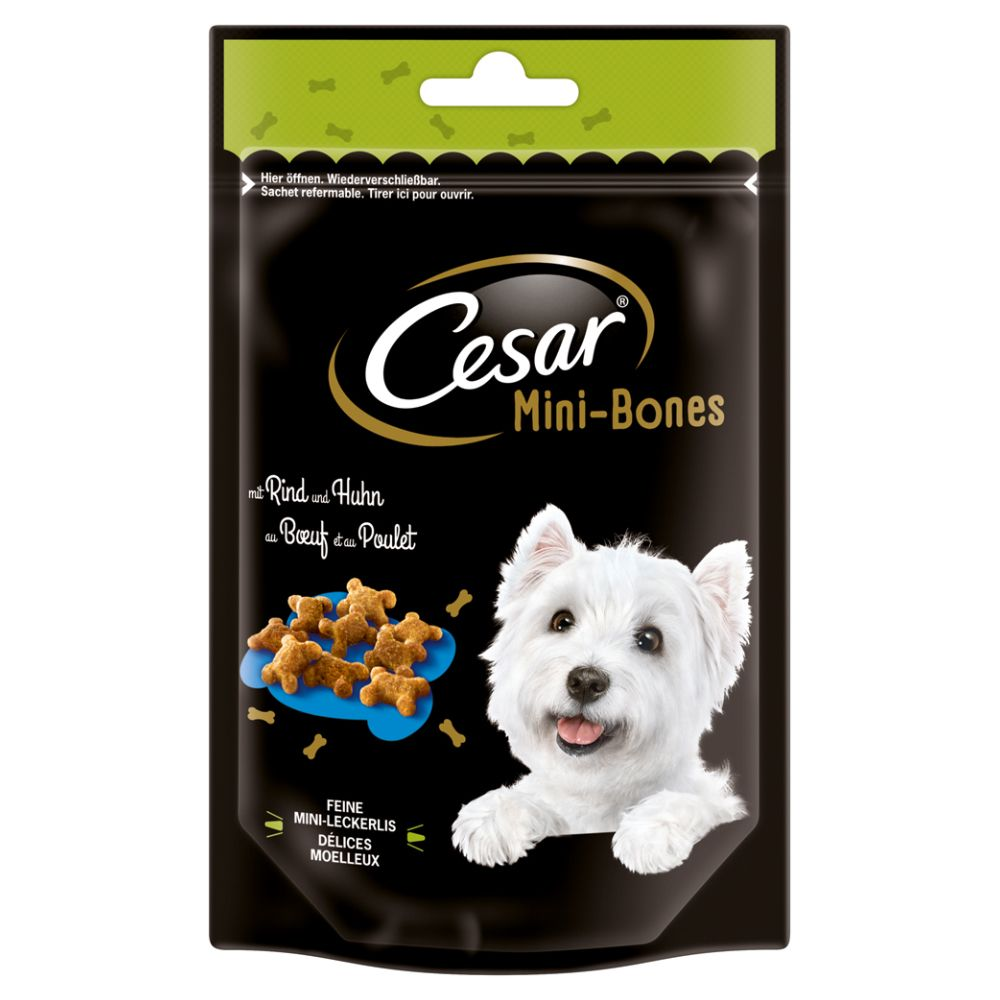 Mini-Joys Cheese & Chicken Cesar Dog Treats