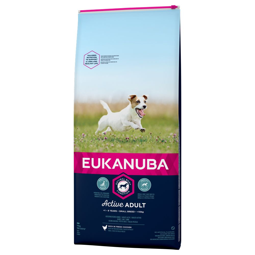 Small Breed Adult Chicken Eukunuba Dry Dog Food
