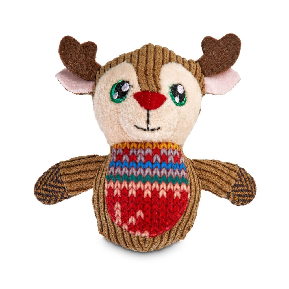 Reindeer Catnip Cat Toy
