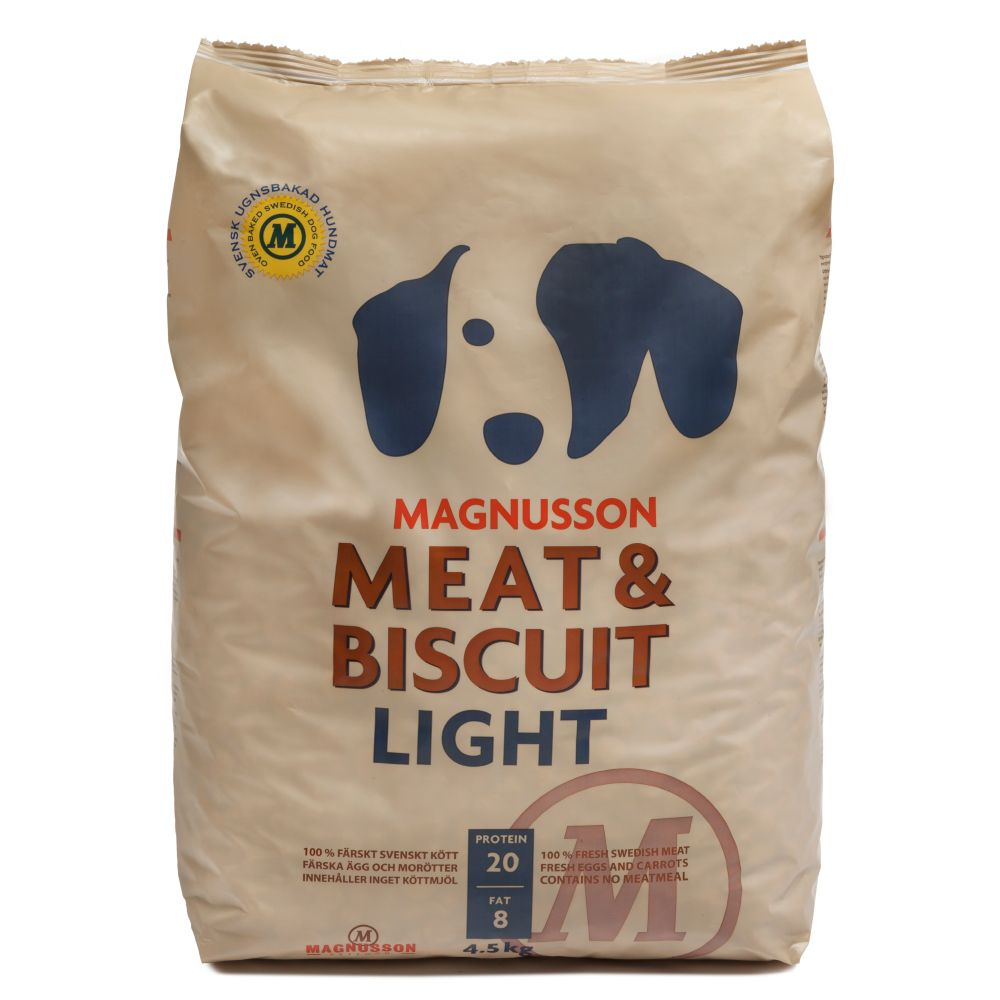 Magnusson Meat Biscuit Light - 2 x 14 kg