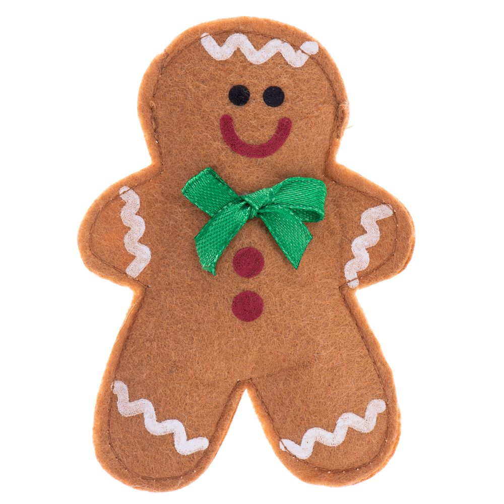 zoolove Gingerbread Man with Catnip