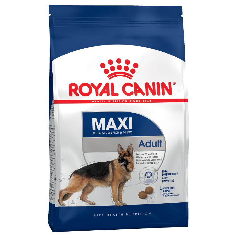 Royal Canin Dry Dog Food – Maxi Adult