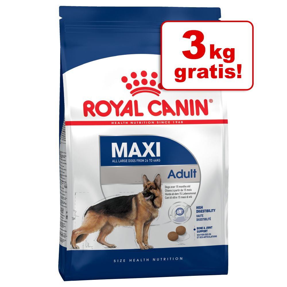 Image of 15 + 3 kg o 8 + 1 kg - Royal Canin Size Overfill - Mini Adult (8 kg + 1 kg)