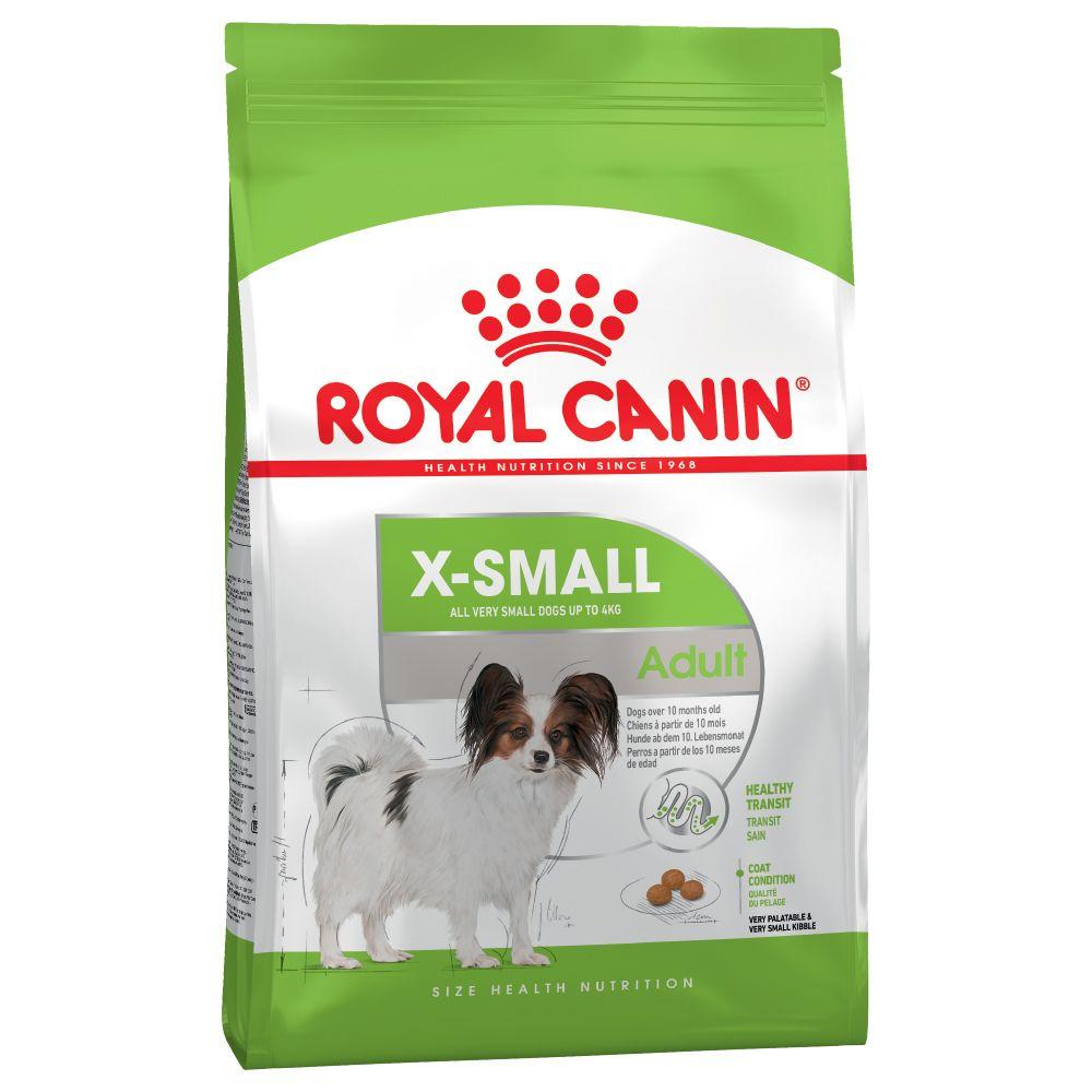 Royal Canin X-Small Adult - Ekonomipack: 2 x 3 kg