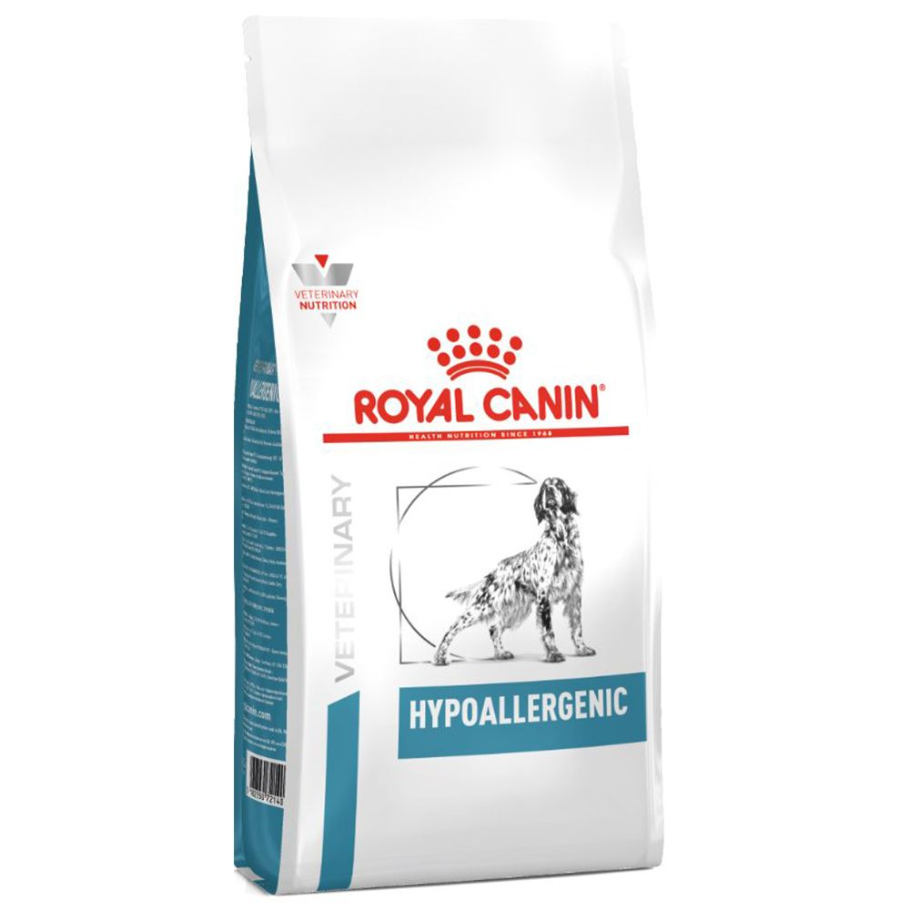 Royal Canin Canine Hypoallergenic DR 21 - Veterinary Diet - 14 kg