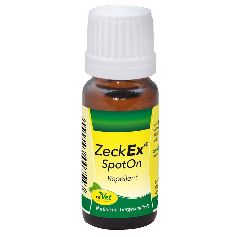 cdVet ZeckEx SpotOn - 10 ml
