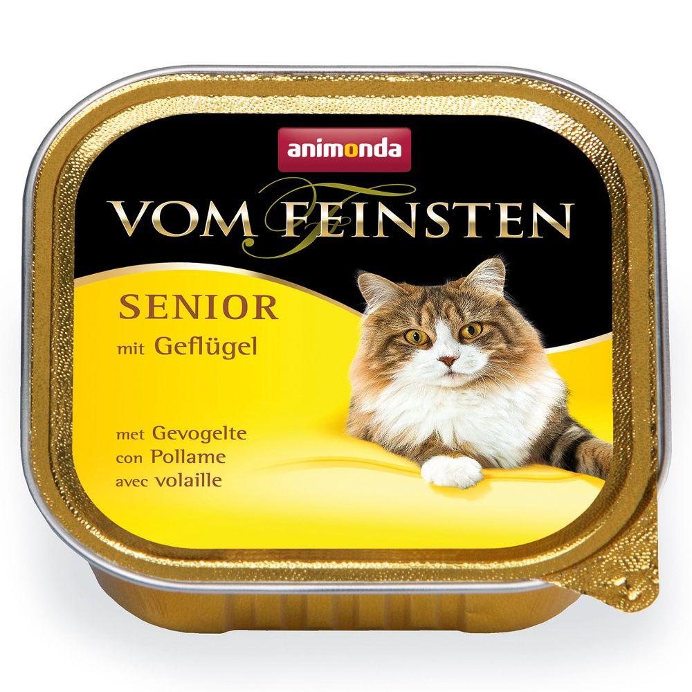 Animonda vom Feinsten Senior 6 x 100 g - Lamm