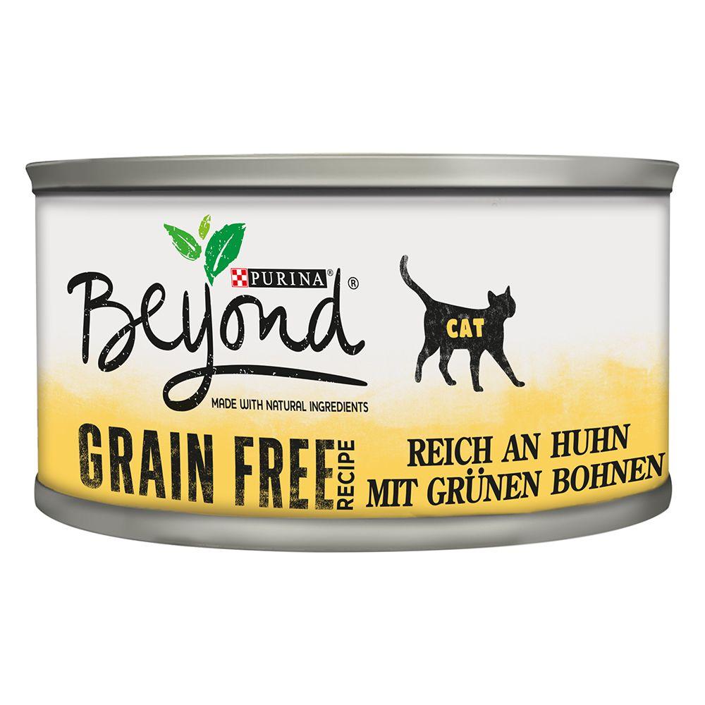 Beyond Grainfree Mousse 12 x 85 g - Chicken