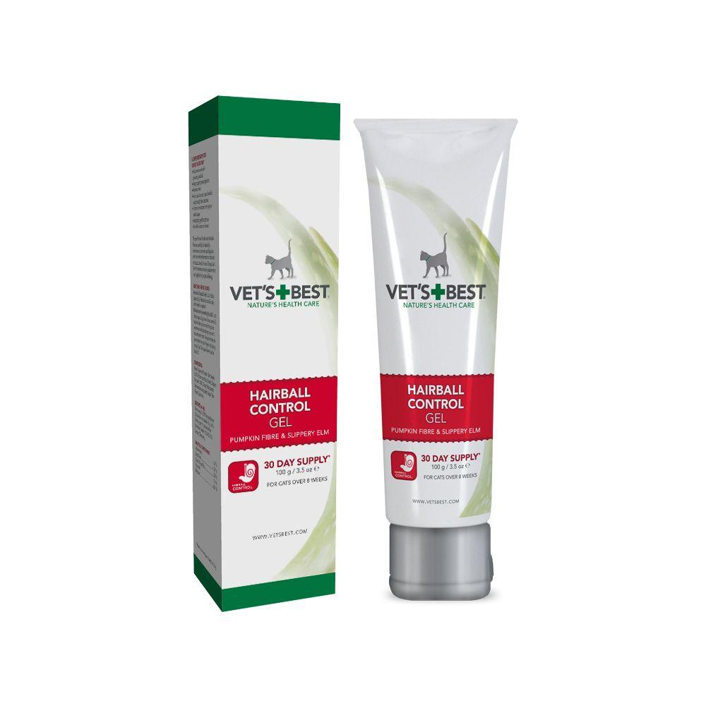 Vet's Best® Hairball Control Gel - 100g