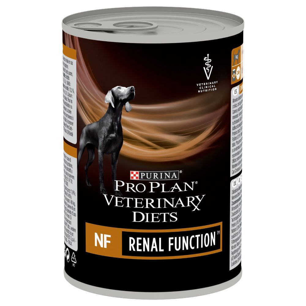 12x400g Renal Mousse Purina Pro Plan Veterinary Diets Canine