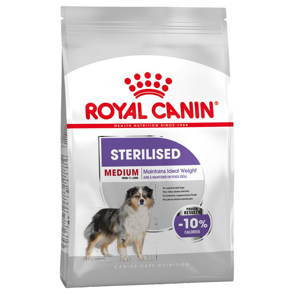 Medium Sterilised Royal Canin Dry Dog Food