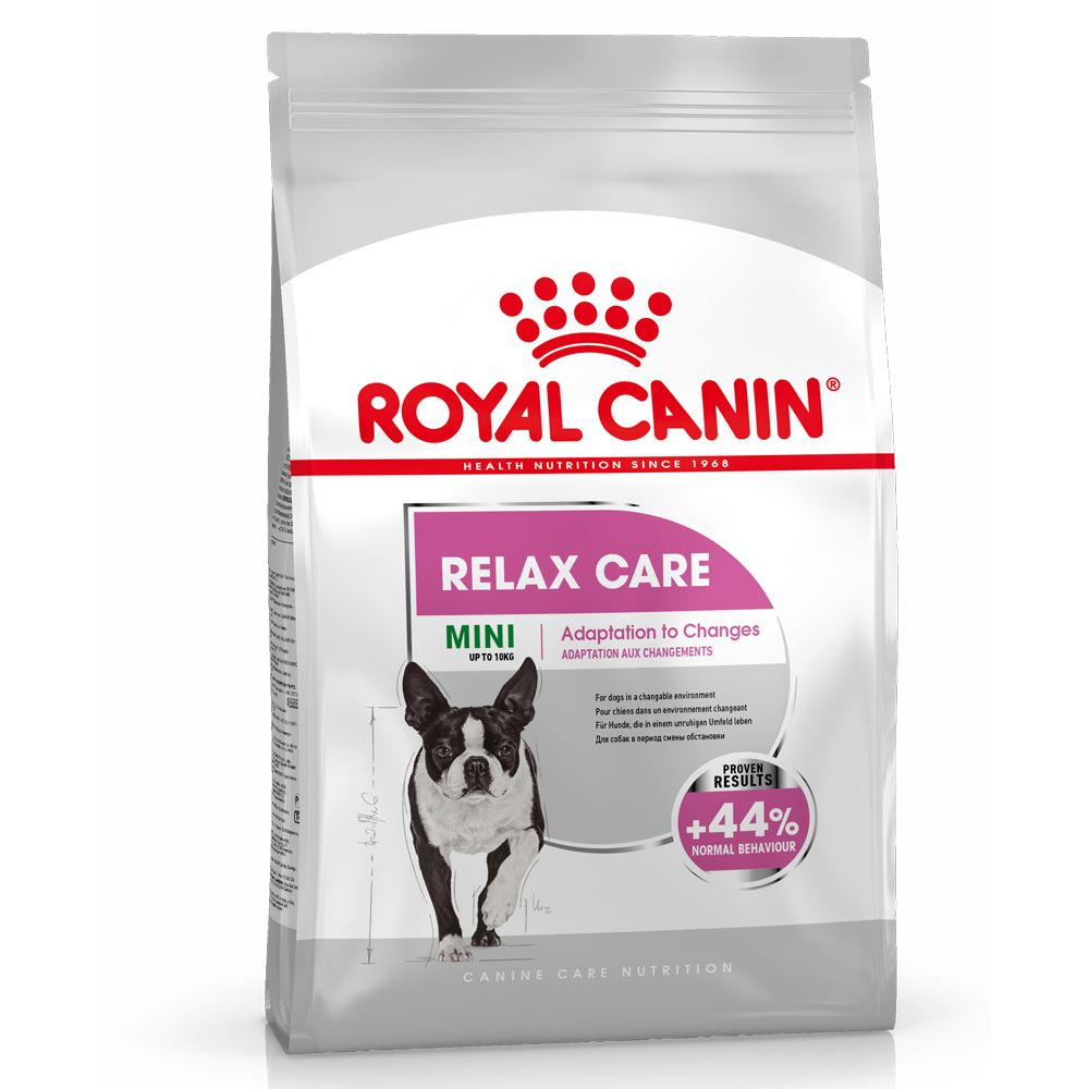 Royal Canin Care Nutrition Mini Relax Care - 2 x 8kg