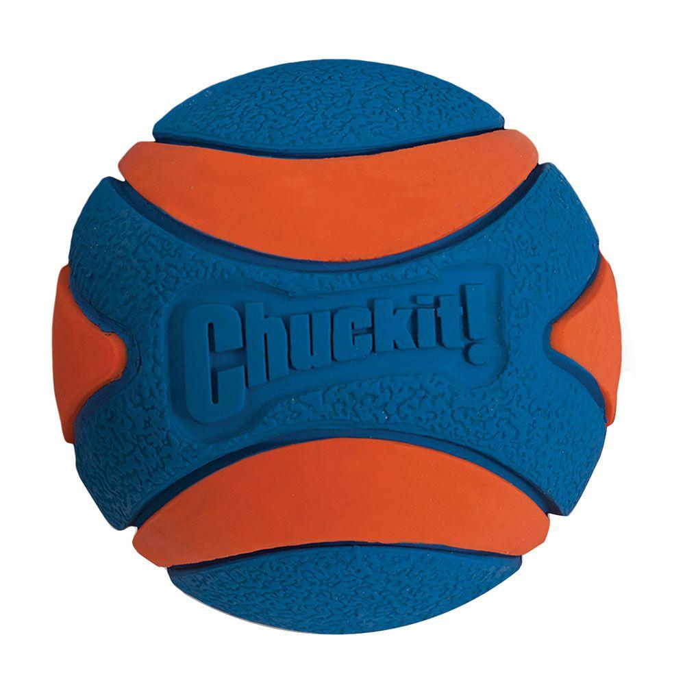 Chuckit! Ultra Squeaker Ball - Size M: Diameter 6.4cm
