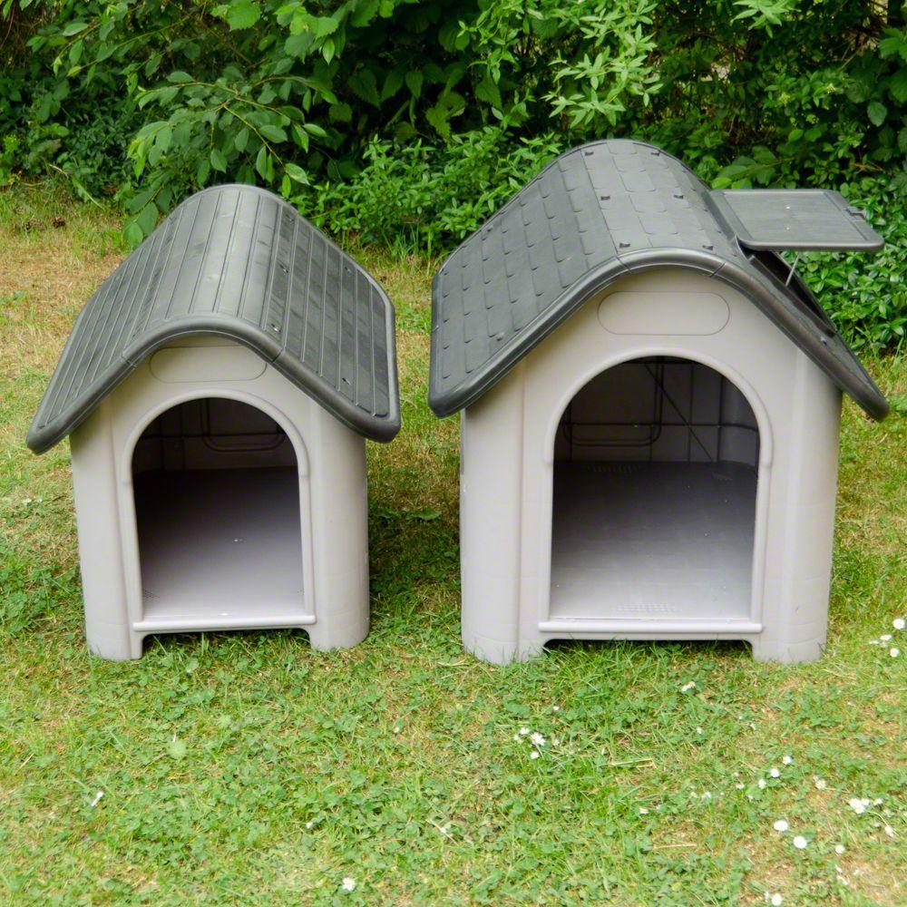 Domek buda dla psa na feegle - Casetas de resina para exterior ...