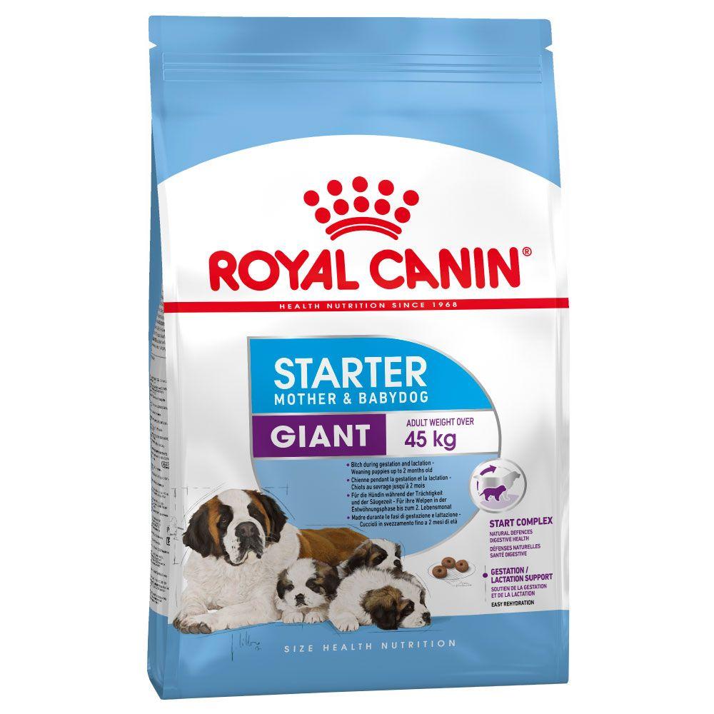 Royal Canin Giant Starter Mother & Babydog - 15 kg