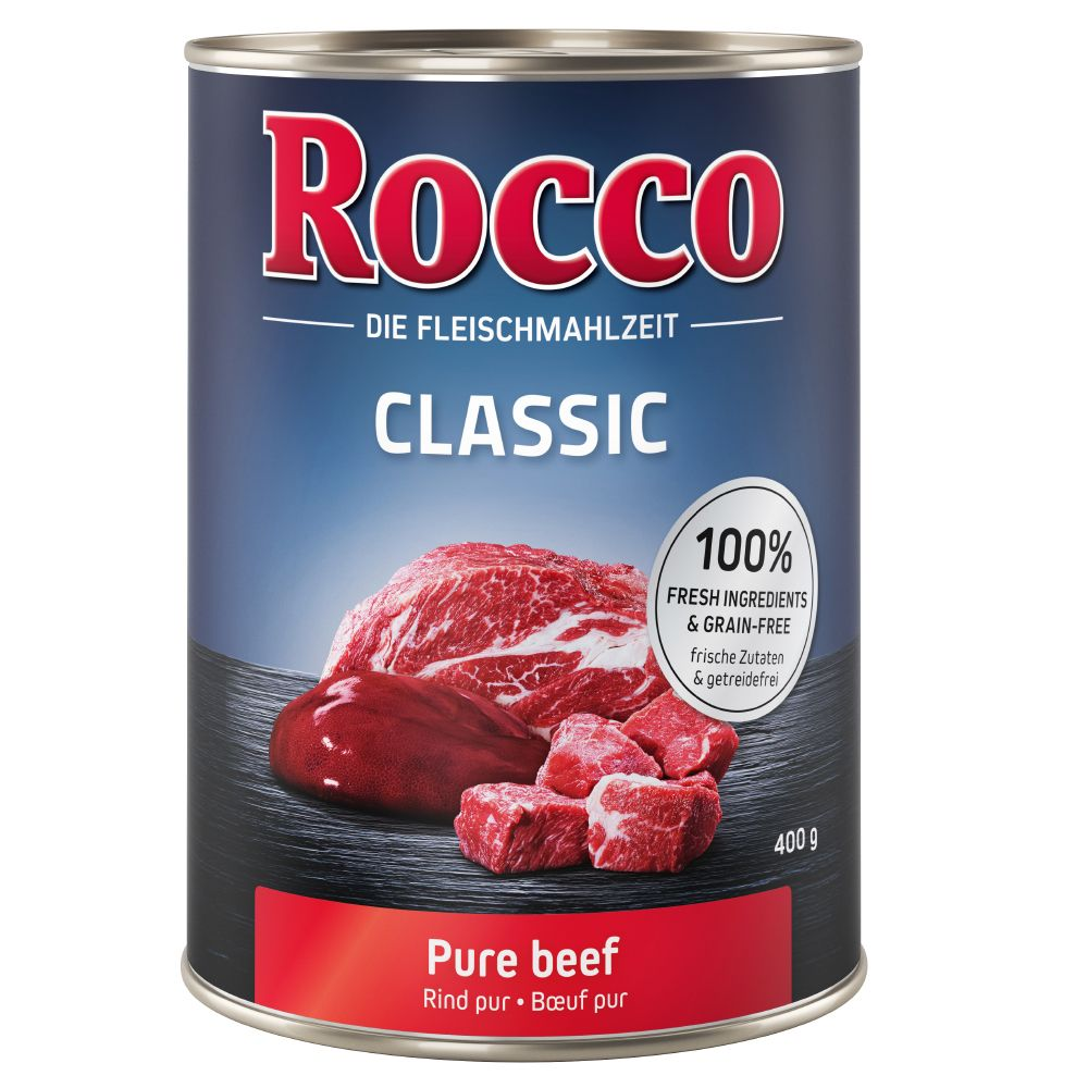 Rocco Classic Rind Pur 6 x 400 g