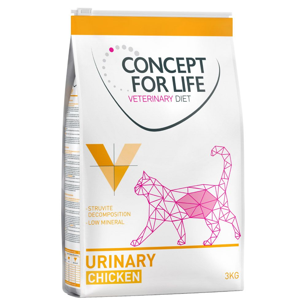 Concept for Life Veterinary Diet Urinary  - 3 x 50 g