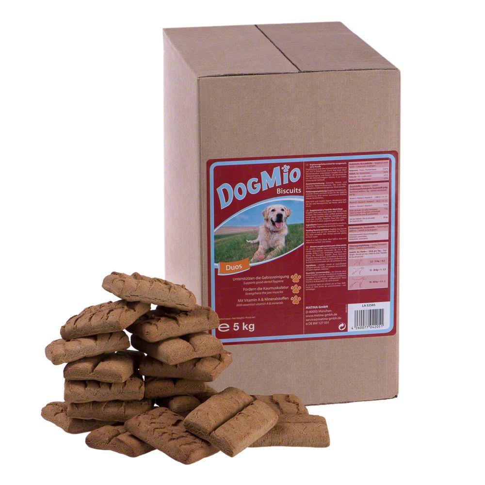 DogMio Duos, przysmak dla psa - 5 kg