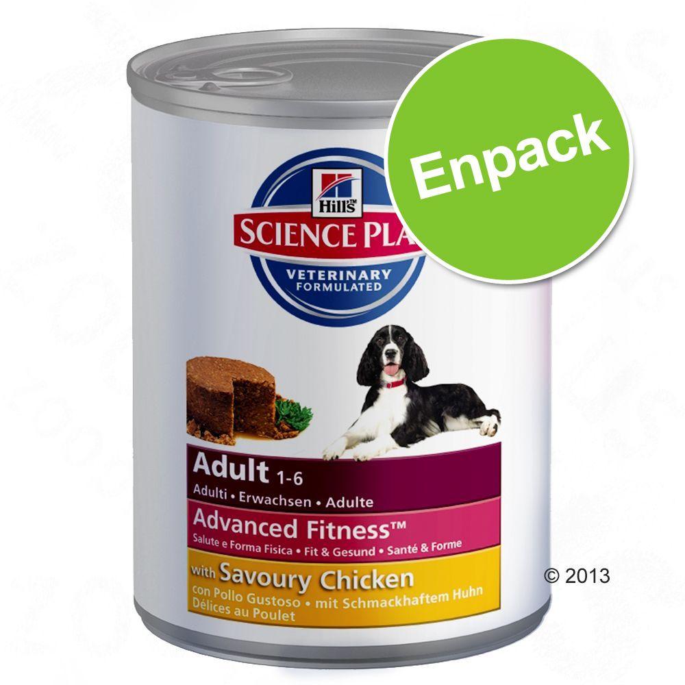 Hill's Canine Adult 1 x 370 g – Nötkött