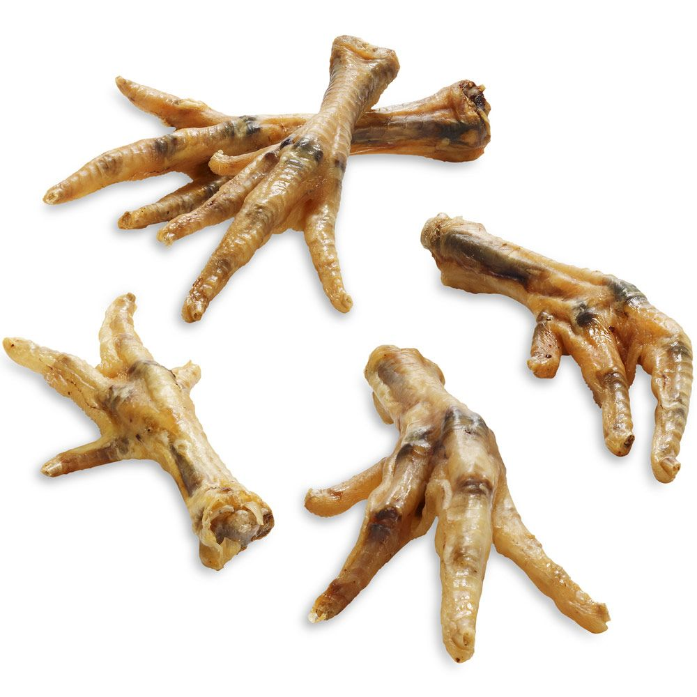 Chicken Feet Dog Treat Chews