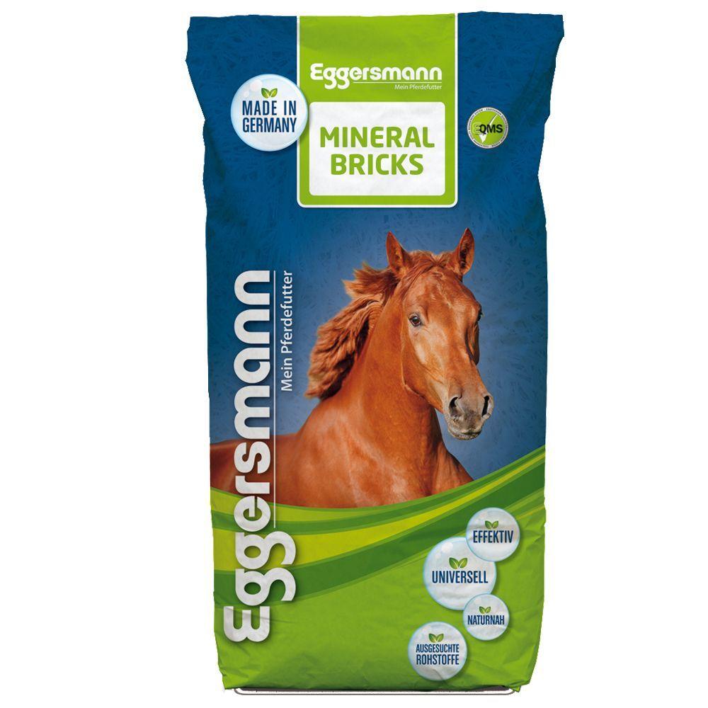 4kg Mineral Bricks Eggersmann - Alimentation pour cheval
