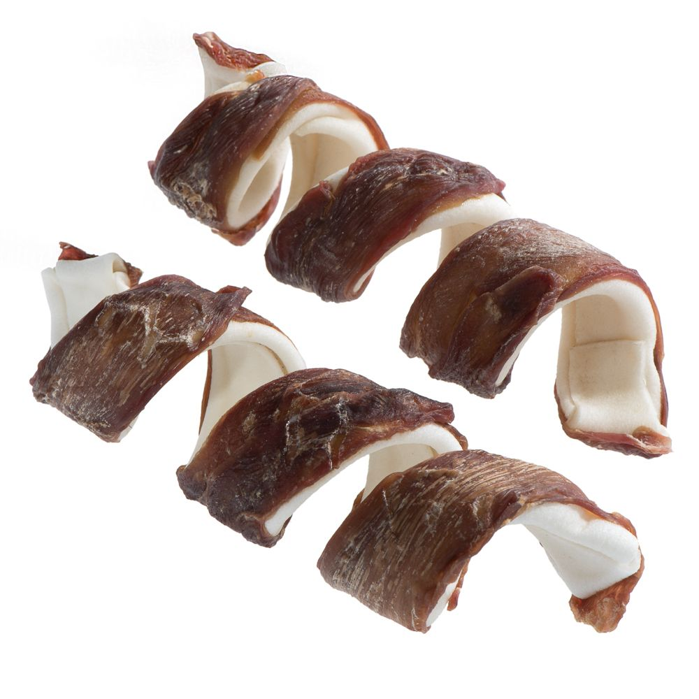 Duck Lukullus Spiral Dog Chews