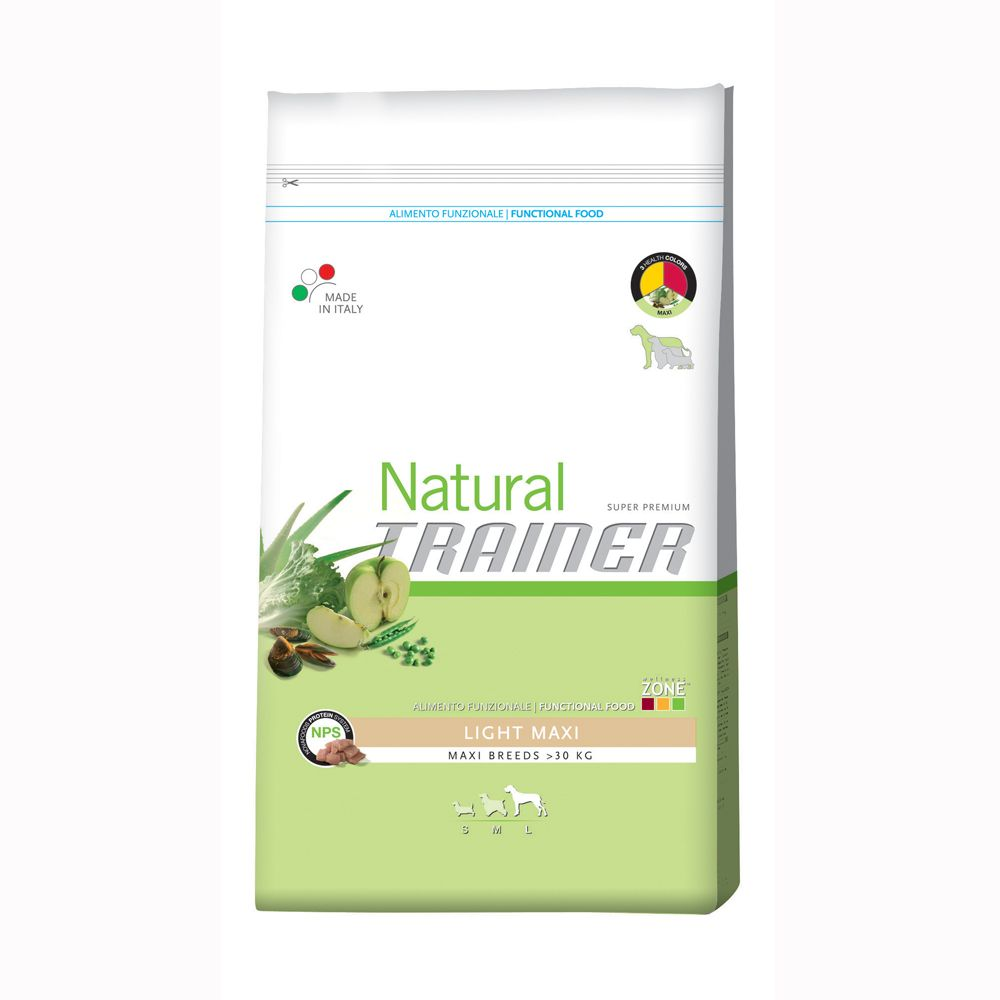 Foto Trainer Natural Light Maxi - 2 x 12,5 kg - prezzo top! Trainer Natural Size Maxi