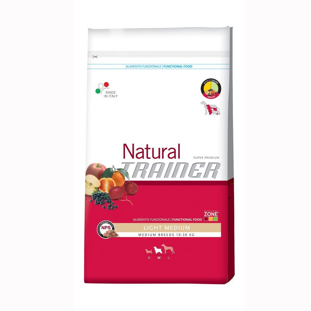 Trainer Natural Medium Li