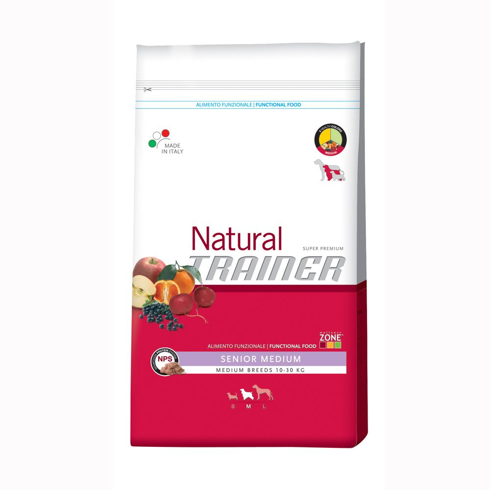 Foto Trainer Natural Senior Medium - 12,5 kg Trainer Natural Size Medium