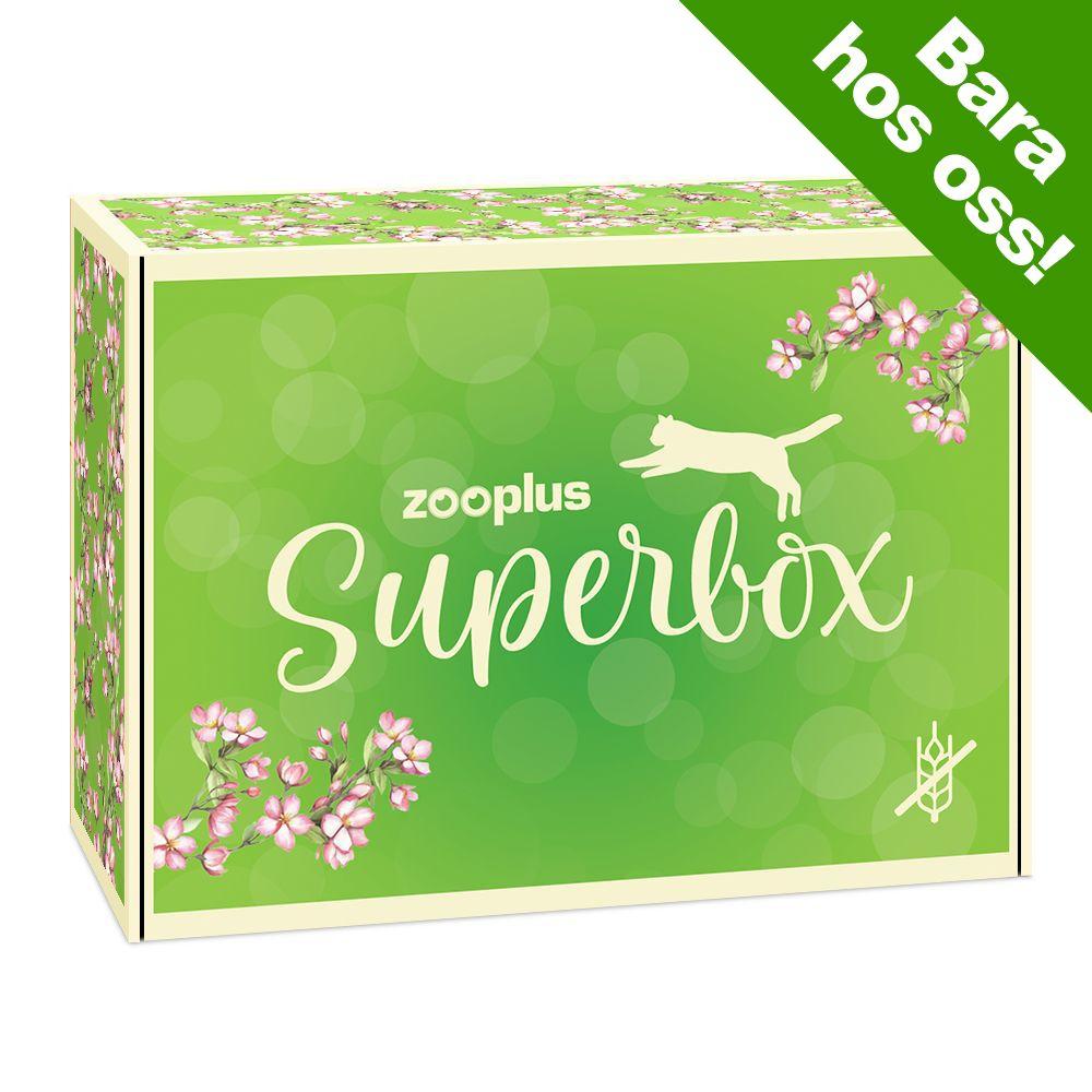 zooplus Superbox för katter - 12 delar