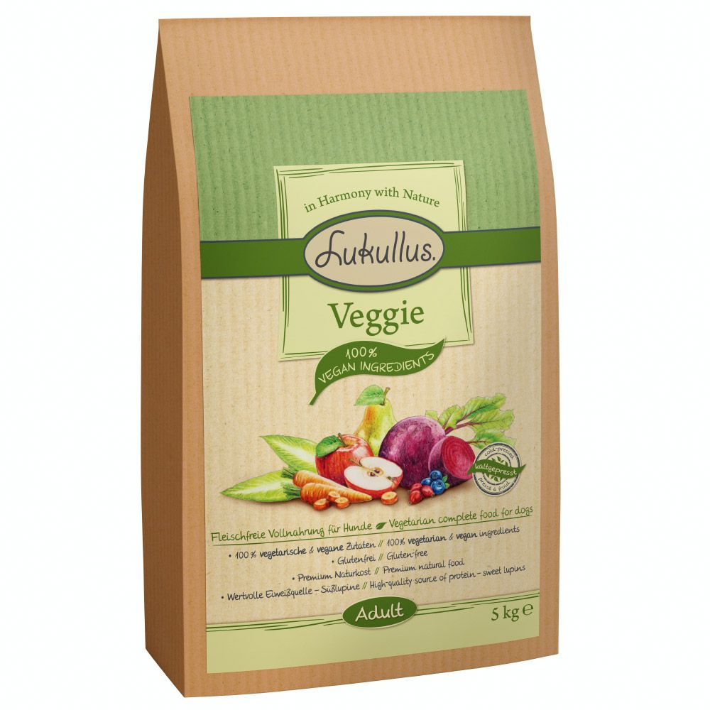 Lukullus Veggie Vegan Dry Dog Food